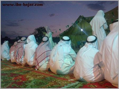 الشيخ عبدالرحمن عقالا يحدّث