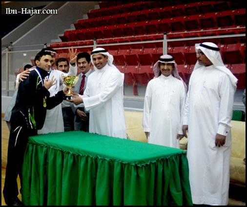 محمد الزاهر لاعب نادي السلام
