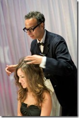 Jamal Hammadi Styling Hair
