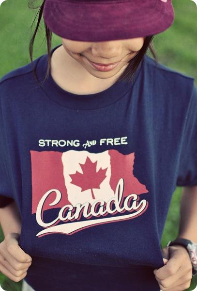 charity canada shirt