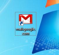 ярлык mail.google.com