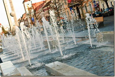 downtown-cluj-napoca-fountains