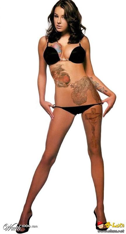 garotas tatuadas e gostosas parte 1 (9)
