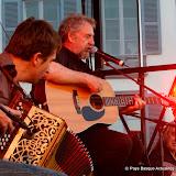 Le troubadour Gilles Servat