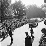 18 juillet 1970 arrivée du cortége funéraire