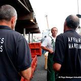 Sous la surveillance des Affaires Maritimes : quota oblige