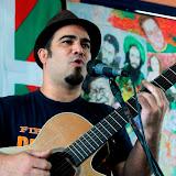A La Havane on a chanté avec Ray Fernandez le chanteur cubain...