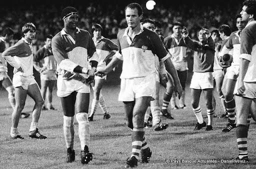 Aviron Bayonnais-Biarritz Olympique 1986