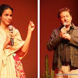 Kika Farias et Osmar Nuñez, les deux prix d'interprétation