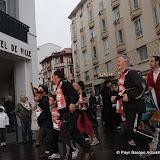 Biarritz à la tombée du jour