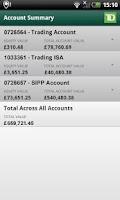 Screenshot of TD Trading
