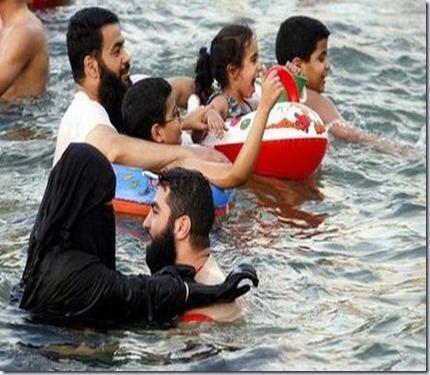 Burka Swimsuit