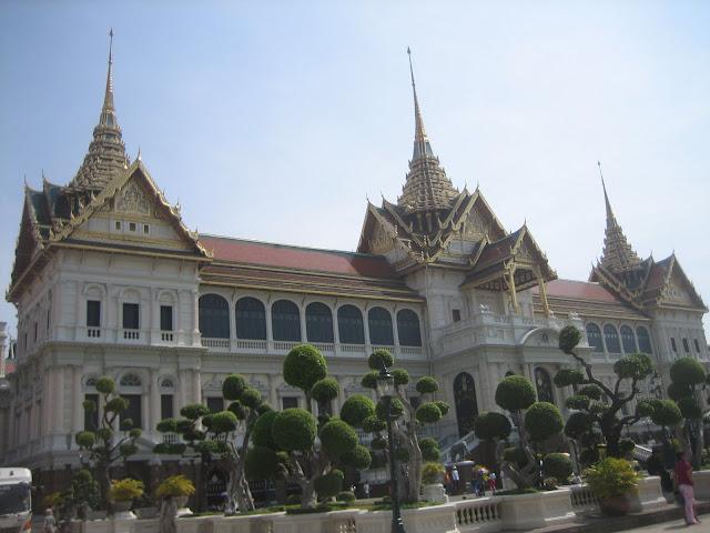 Bangkok pałac