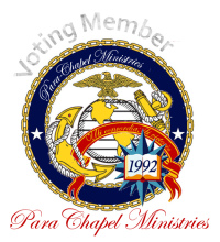 This Organization is a Voting Member of Para-Chapel Ministries