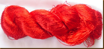 seda vermelho