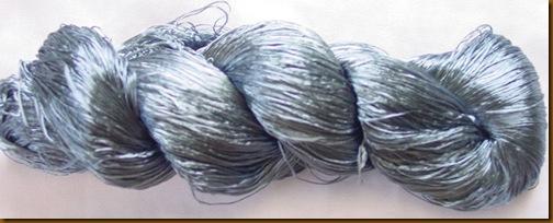 seda cinza azul acinzentado