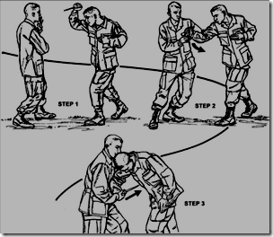 Knife attack - combatives defense