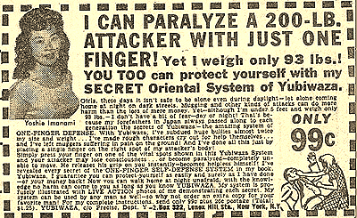 Paralyze your attacker!