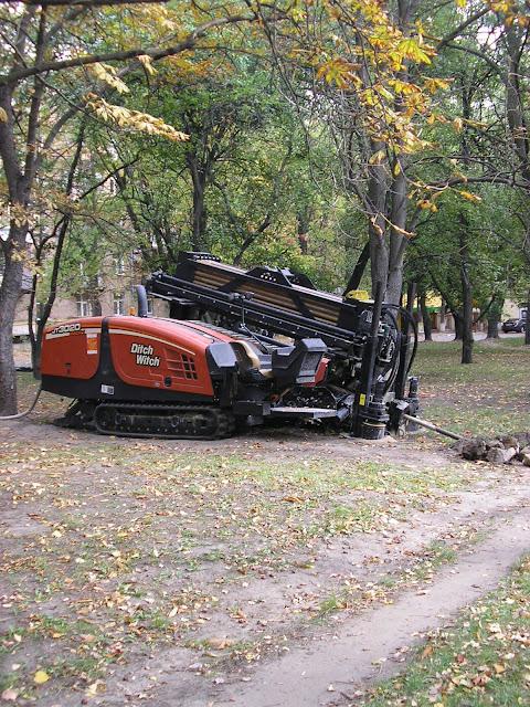 Прокол методом гнб в г.Киев