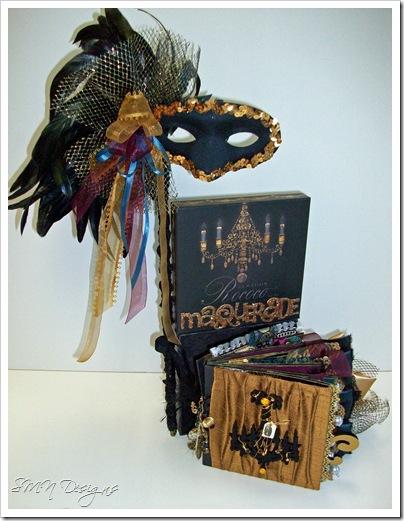 Vintage Masquerade Project