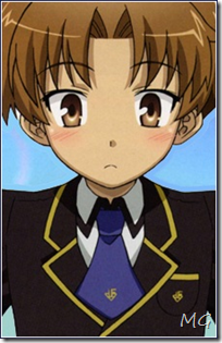 """Baka"" Akihisa.."