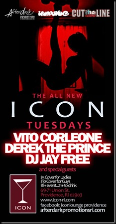 Icon Tuesdays