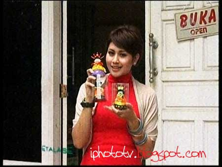 shara aryo presenter cantik