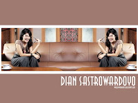 wallpaper dian sastro