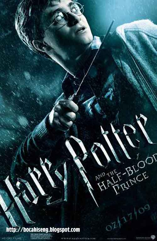 sinopsis harry potter 6 indonesia