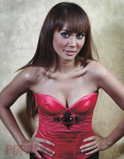 foto hot seksi anita hara artis indonesia