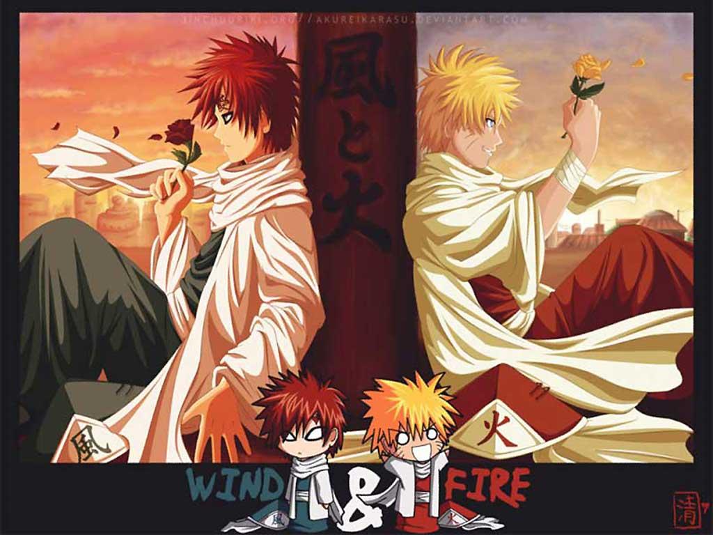 Naruto-Shinobi Word