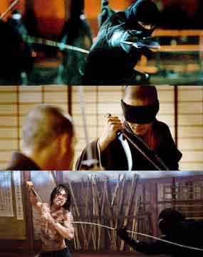 ninja assassin full movie free