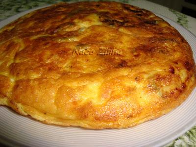 Tortilla de abobrinha