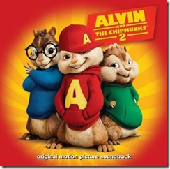 ALVIN & THE CHIPMUNKS 2