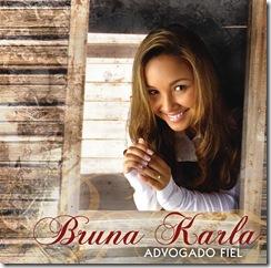 capa CD Advoga Fiel - Bruna Karla