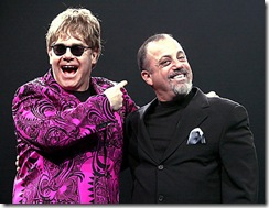 ELTON JOHN & BILLY JOEL