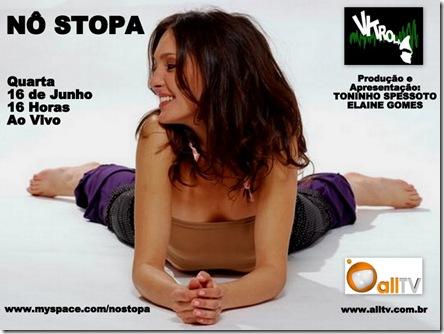NÔ STOPA - Vitrola (allTV) - 16-6-2010