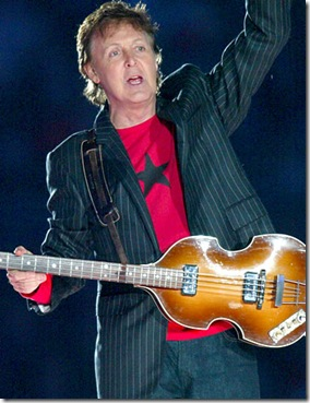 PAUL McCARTNEY 3