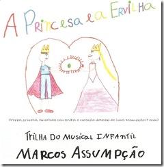 A PRINCESA E A ERVILHA 2
