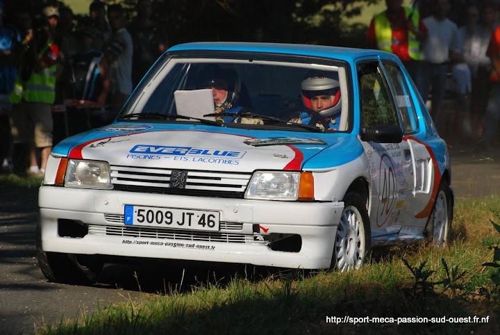 Paul LAMOURET / Rémi FREGEAC - 205 GTI F214 Rallye%20de%20Sauveterre%20La%20L%C3%A9mance%202010%20135