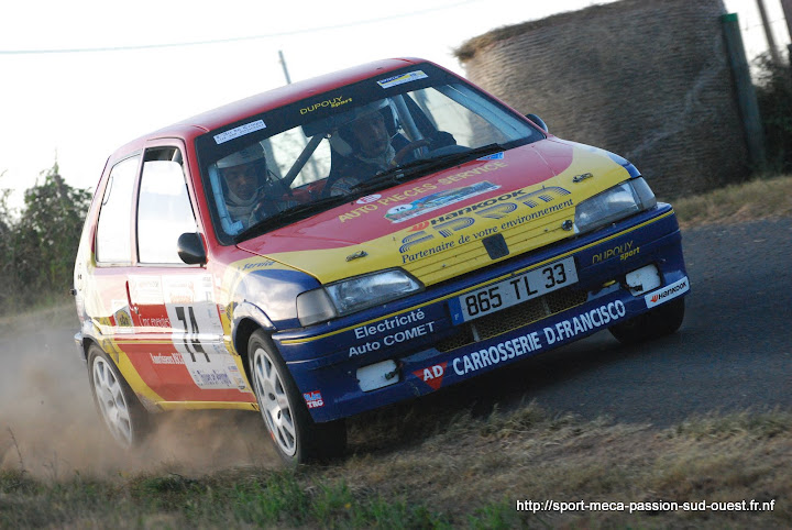 Yohan DUPOUY / Bruno CAMPANER  - 306 S16 F2/14 Rallye%20du%20Foie%20Gras%20et%20de%20la%20Truffe%202010%20718