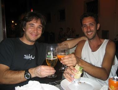 Viaje de escalada en Italia30