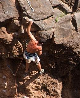 Escalada en isla de La Palma 23