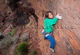 Escalar en Fataga, Escalada en Gran Canaria, Canarias27