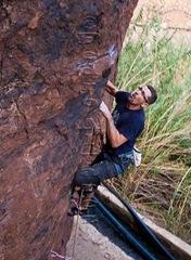 Escalar en fataga, rock climb, canarias01
