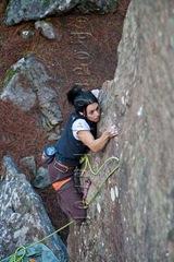 Escalar en tamadaba, rock climb, canarias13