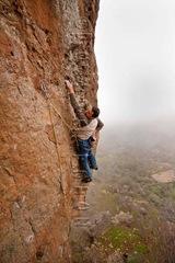 Escalar en Ayacata, candelilla, rock climb, canarias13