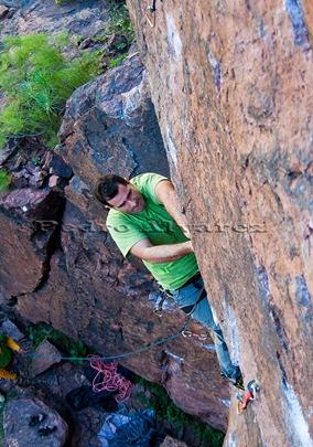 Escalar en Canarias, climb in canarias, fataga 37