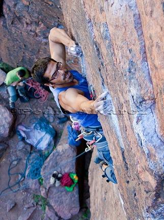 Escalar en Canarias, climb in canarias, fataga 36