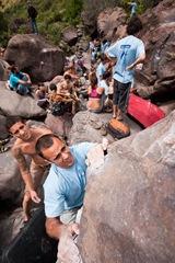 Encuentro de bloque de Mogan, boulder Mogan, Gran Canaria Boulder 033